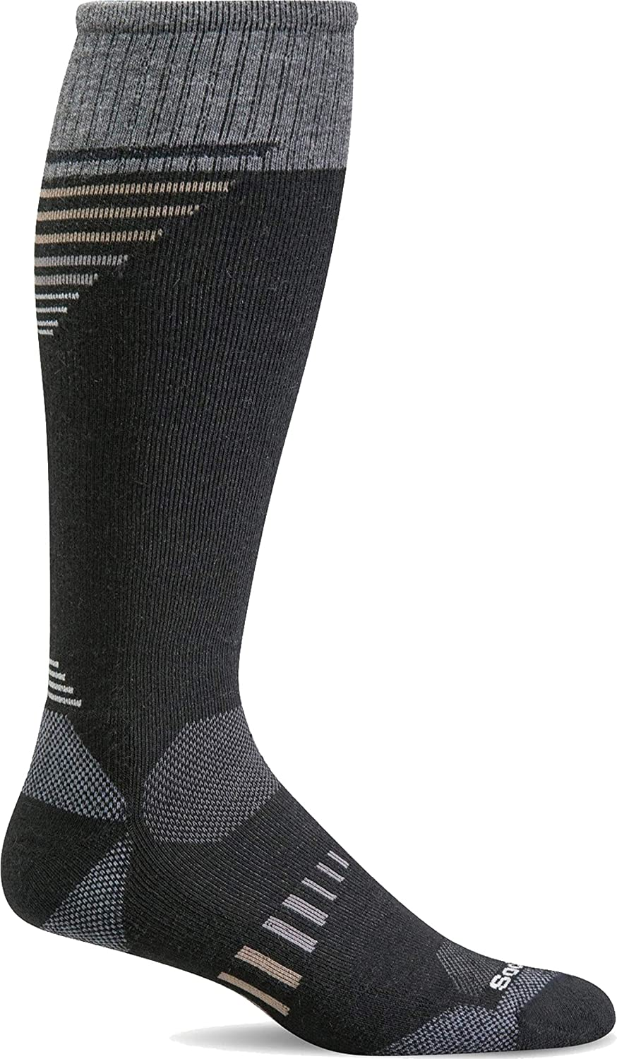 Sockwell Men's Ascend II OTC Moderate Graduated Compression Sock at  Men's Clothing store