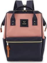 Himawari Laptop Backpack Travel Backpack With USB Charging Port Large Diaper Bag Doctor Bag School Backpack for Women&Men (XK-05#-USB L)