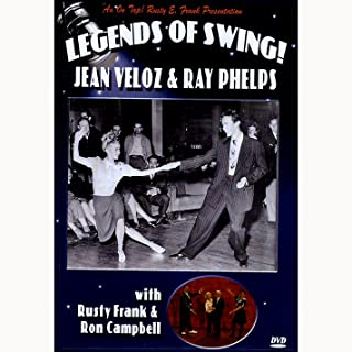 Legends of Swing! Jean Veloz & Ray Phe with Rusty Frank & Ron Campbell