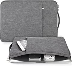 Laptop Sleeve 13 inch Shockproof Lightweight Case Carrying Bag Compatible with Mac Pro 13 Retina, Mac Air 13.3, Dell XPS 13, Surface Book, Stream, 12.5-13