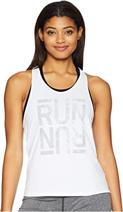Running Activchill Graphic Tank Top