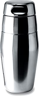 Alessi 17-Ounce Cocktail Shaker, Satin Finish - 870/50