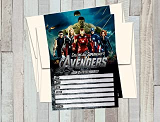Best the avengers invitations Reviews