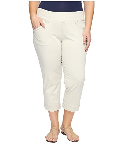 Jag Jeans Plus Size Plus Size Marion Crop In Bay Twill At 6pm