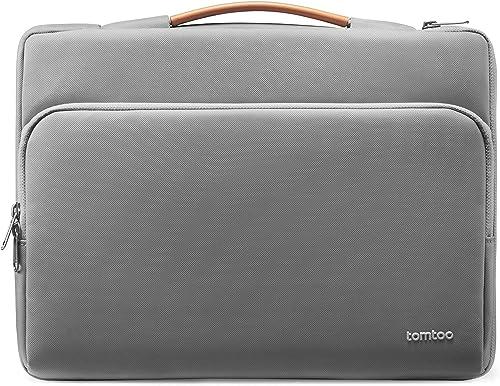 """tomtoc 13 Pouces Housse Sacoche Ordinateur Portable Ecologique pour 13"""" MacBook Air M1/A2337 A1932, 13"""" Nouveau MacBo..."""