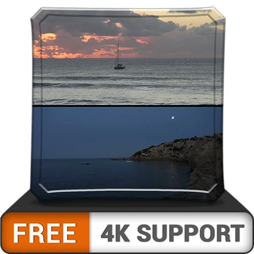 kostenlos einsames Boot HD - dekorieren Sie Ihr Zimmer mit einer wunderschönen Landschaft auf Ihrem HDR 4K-Fernseher, 8K-Fernseher und Feuergeräten als Hintergrundbild, Dekoration für die Weihnachtsfe