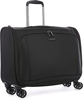 Antler Business 300 4W Trolley Wardrobe Pack Pilot's Case, Black, 4172124262