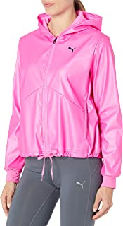 PUMA Women's Warm UP Shimmer Training Jacket