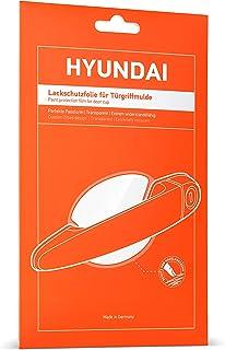 Luxshield Auto Türgriff Schutzfolie Griffmulde für   Tucson 3 (III) TL I 2015 2020   Kratzschutz, Lackschutzfolie   Transparent glänzend