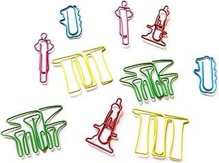 Icons Paper Clip Set
