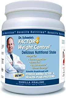Power Amino Acids - Factor4 Weight Control®
