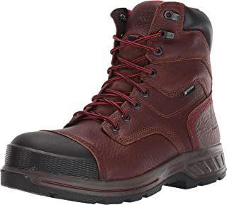 """Timberland PRO Men's Endurance Hd 8"""" Composite Toe Waterproof Insulated Industrial Boot"""