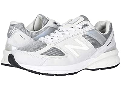 New Balance 990v5 (Nimbus Cloud/Silver) Men