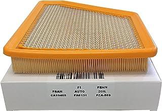 8USAUTO Tune Up Kit Air Cabin Oil Filters Spark Plug FIT GMC Terrain L4; 2.4L 2010-2017