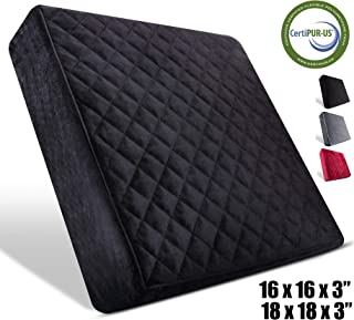 Comfortanza Chair Seat Cushion - 16x16x3