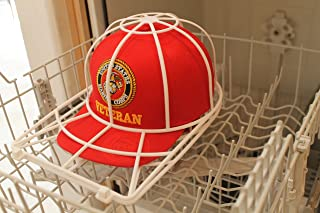 MEKBOK Cap Washer Ball Cap Hat Washer Excellent Hat Cleaner Clean All Your Hats from Your Hat Rack, Cap Holder, Hat Hanger and Cap Organizer. Safe for Dishwasher and Washing Machine.
