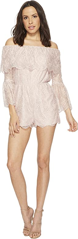 BB Dakota - Kennedy Off the Shoulder Romper