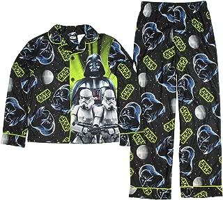 Star Wars Darth Vader, Stormtrooper Flannel Coat Pajama Set