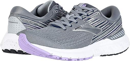 Grey/Lavender/Navy