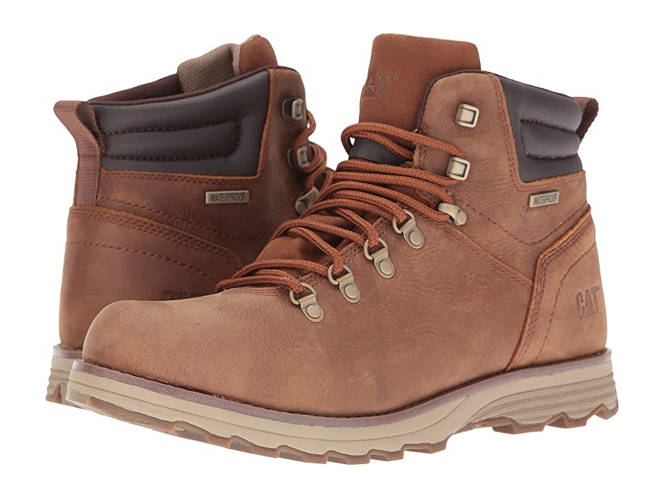Caterpillar Casual Sire Waterproof (Brown Sugar) Men