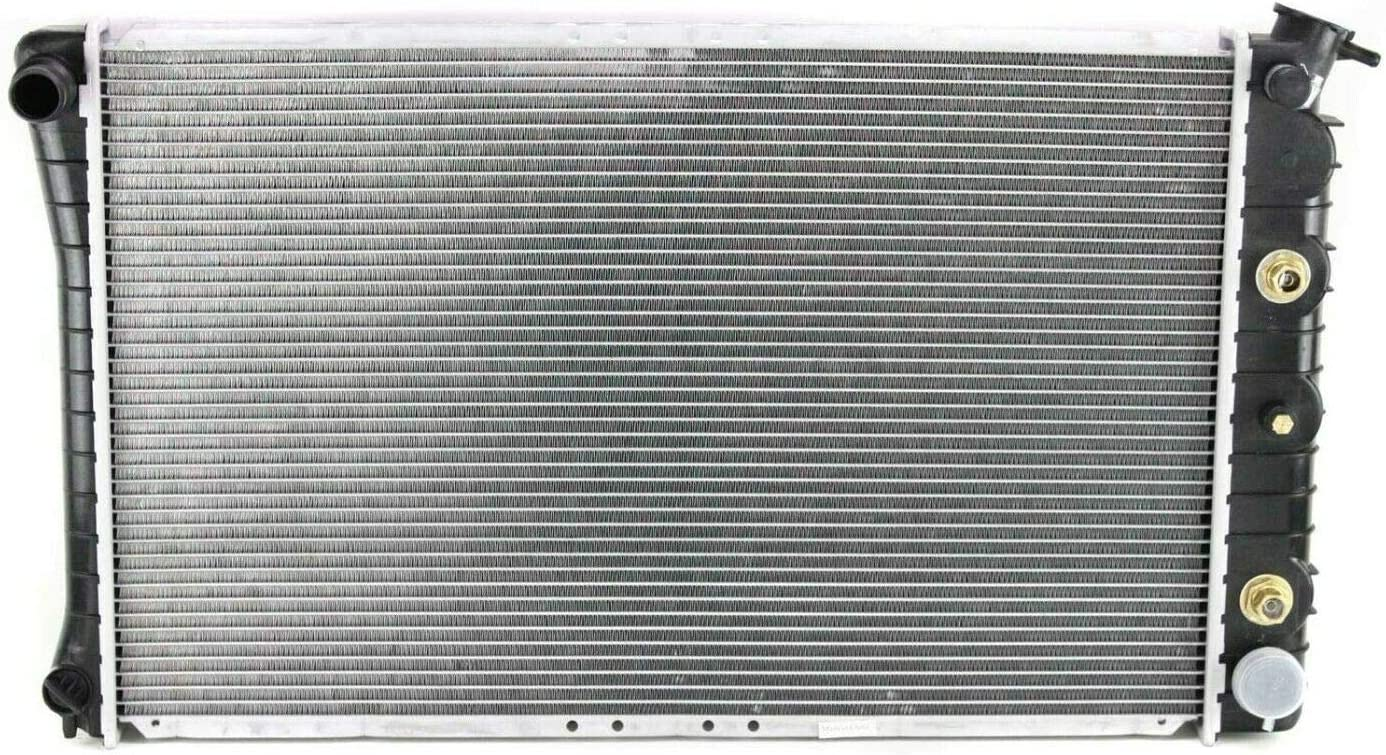 Radiator New Free Shipping For 28x17-inch core w o Oil Eng Deluxe Cooler