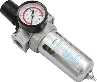Best air compressor regulator gauge Reviews