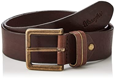 Wrangler Metal Stripe Belt Cinturón para Hombre