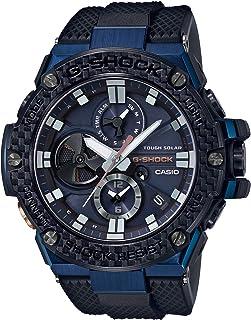 [カシオ]CASIO 腕時計 G-SHOCK ジーショック G-STEEL スマートフォン リンク カーボン ベゼル GST-B100XB-2AJF メンズ