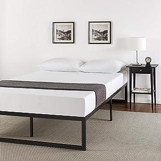 bc5ca8d17b466 Zinus 14 Inch Quick Lock Smart Platform Bed Frame   Mattress Foundation    No Boxspring needed
