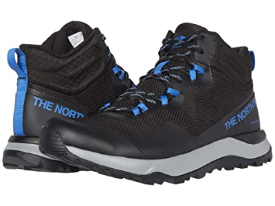 The North Face Activist Mid Futurelight (TNF Black/Clear Lake Blue) Men