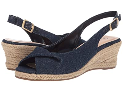 Bella-Vita Sylvie II (Soft Denim) Women