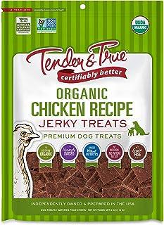 Tender & True Antibiotic-Free Treat, 4 oz bag