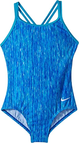 Nike Kids - Rush Heather Spiderback One-Piece (Little Kids/Big Kids)