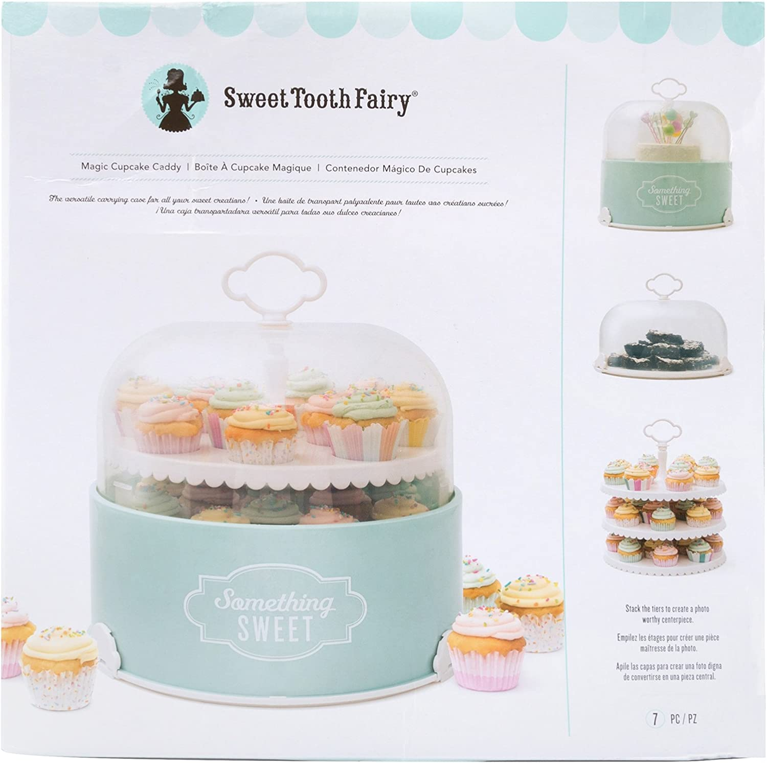 Sweet Tooth Fairy sale 320093 Cupcake Magic Attention brand Other Caddy