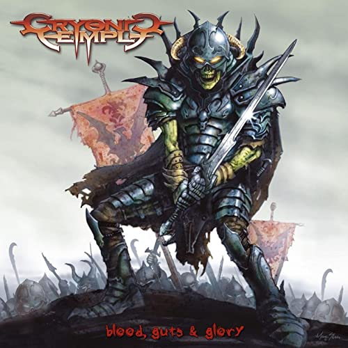 cryonic temple blood guts glory