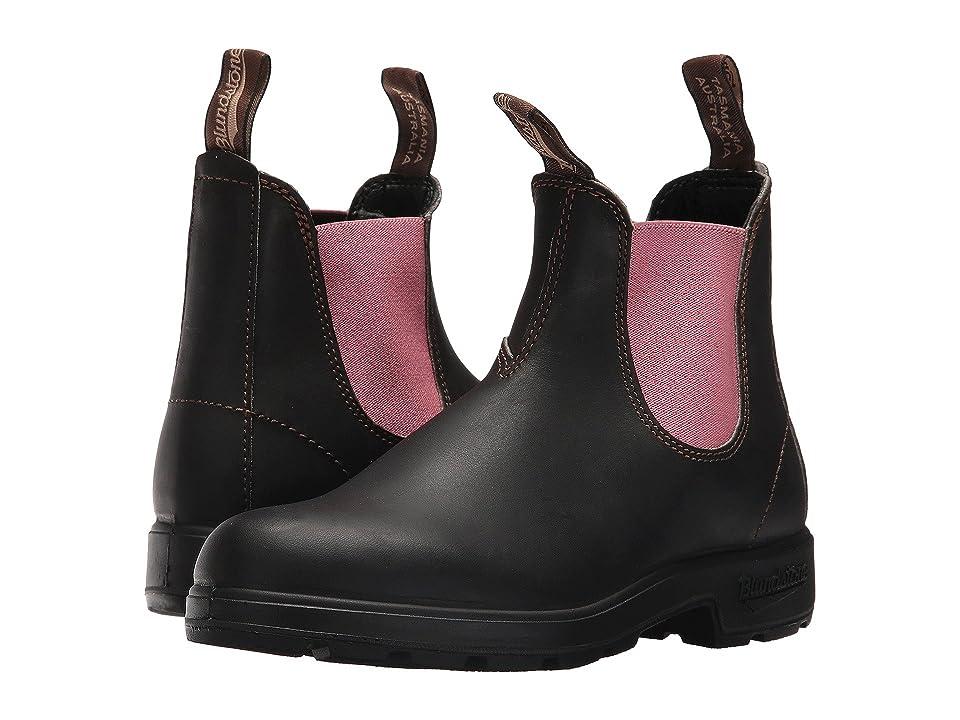 Blundstone BL1377 (Stout Brown/Pink) Women
