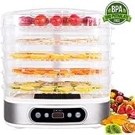 zociko Food Dehydrator Machine,... zociko Food Dehydrator Machine, Food Dehydrator Dehydrated Dog Food Dryer for...