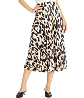 Everyday Pleated Skirt