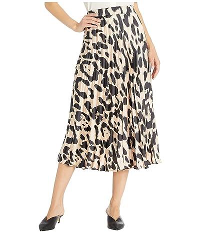 Sanctuary Everyday Pleated Skirt (Oversize Spot) Women