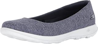 Skechers Go Walk Lite-15392 女士芭蕾平底鞋