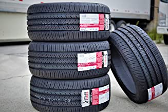 Set of 4 (FOUR) Atlas Tire Force UHP Ultra-High Performance All-Season Radial Tires-275/40R18 103Y XL