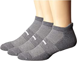 Feetures High Performance Cushion No Show Tab 3-Pair Pack