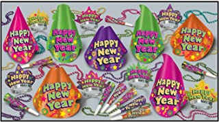 Color-Brite Asst for 50 Party Accessory (1 count)