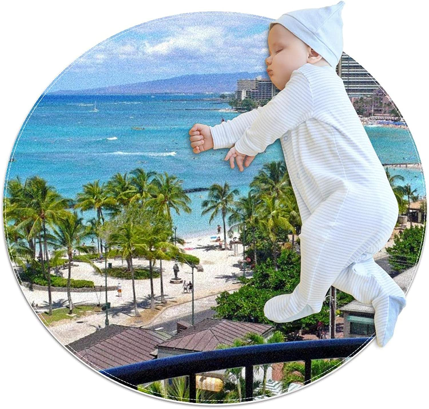 Seascape Kids service lowest price Polyester Play Mat Detachable W Crawling Soft
