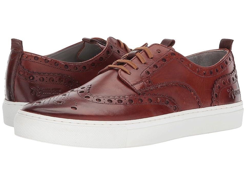 Grenson Wingtip Sneaker (Tan) Men