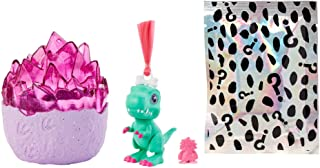 Cave Club Dino Baby Crystals, Surprise Pet with Accessories and Slime or Sand