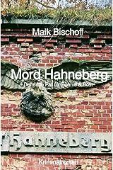 Mord Hahneberg: Der dritte Fall für Böhme & Dost: Der dritte Fall für Böhme & Dost Taschenbuch