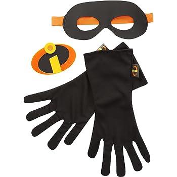 Incredibles 2- Incredibles, Color Negro, Talla única (JAKKS ...