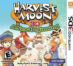 Harvest Moon 3D: A New Beginning - Nintendo 3DS (Renewed)