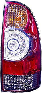 Depo 312-1995R-AC Tail Lamp Assembly (Capa Certified, Passenger Side)
